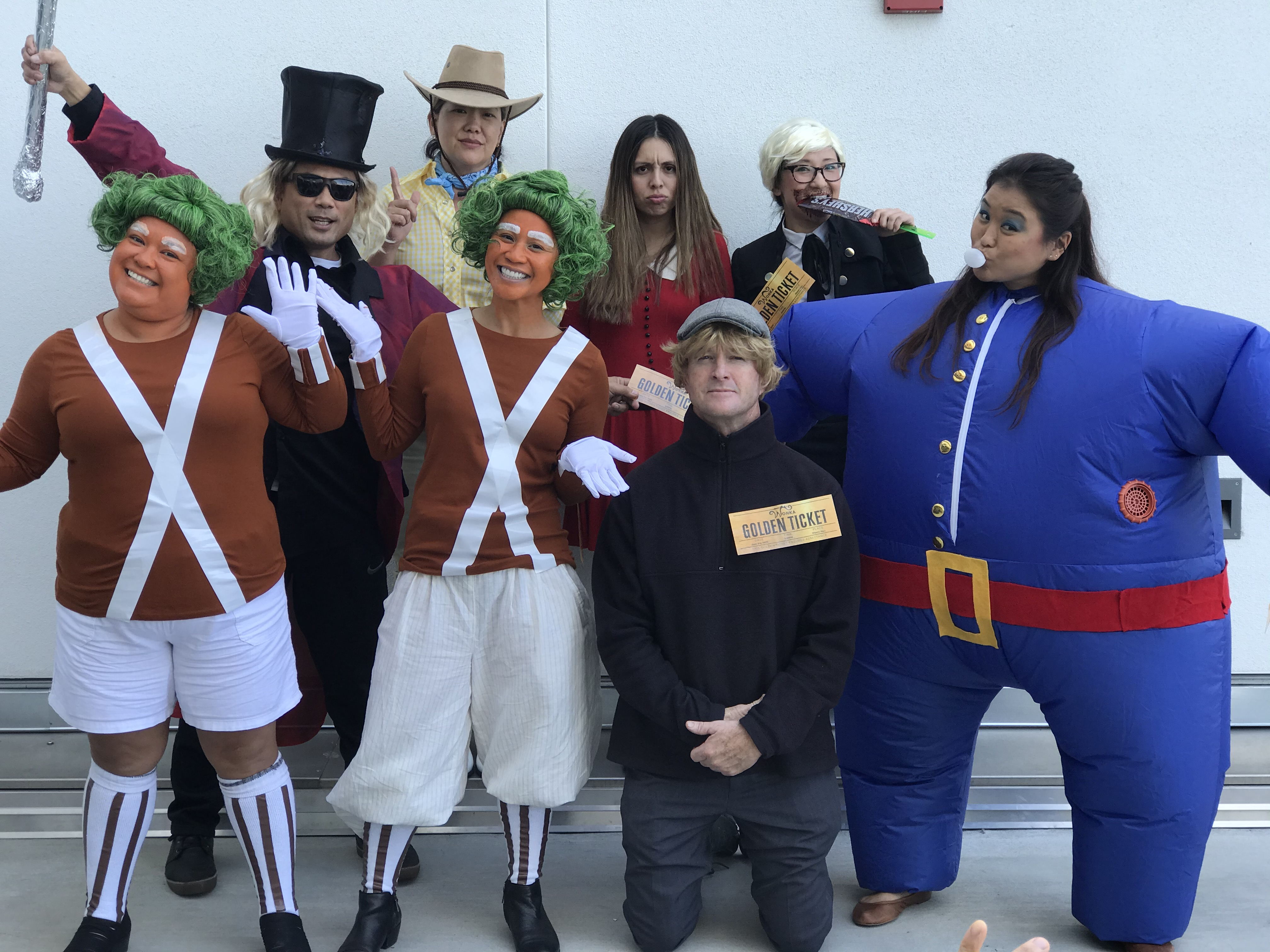 Team 10 Halloween