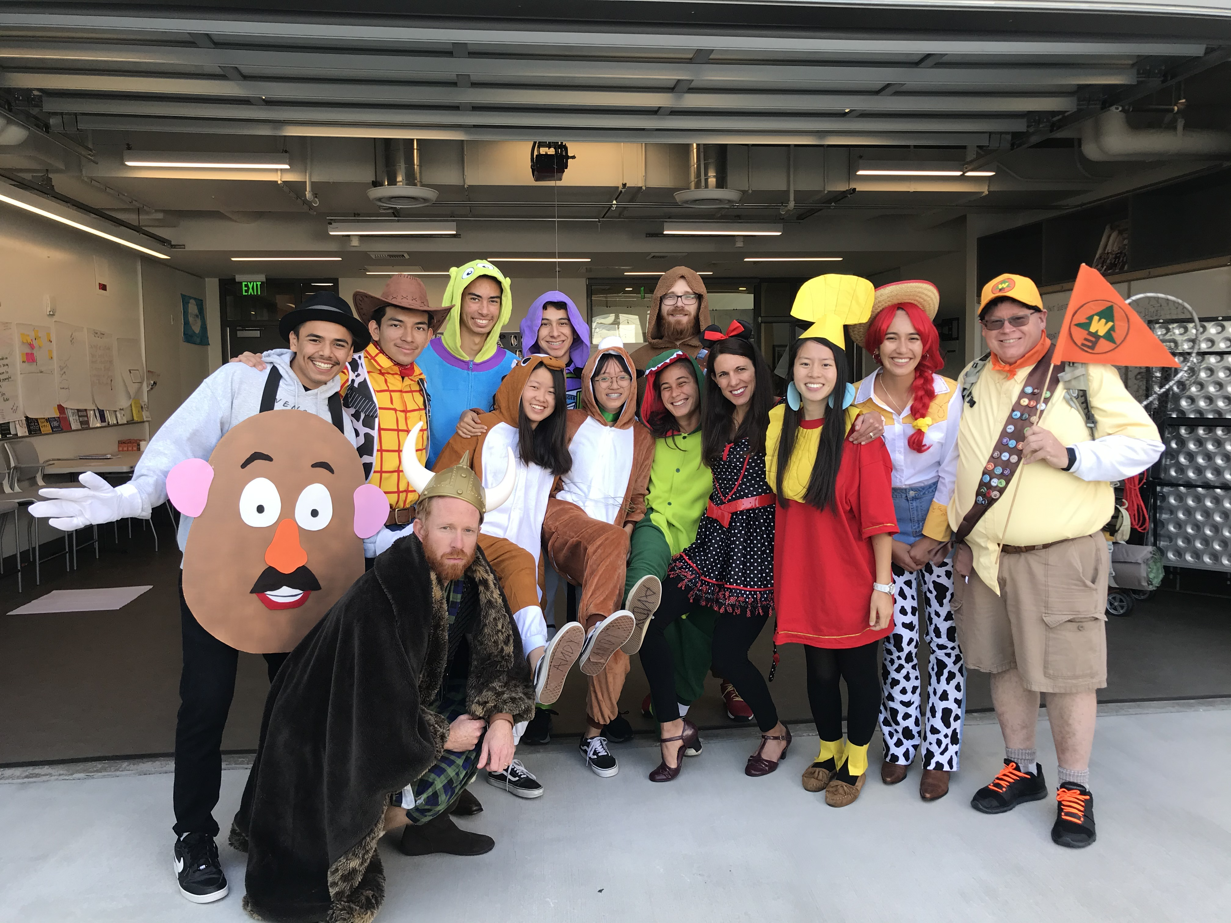 Team 11 Halloween