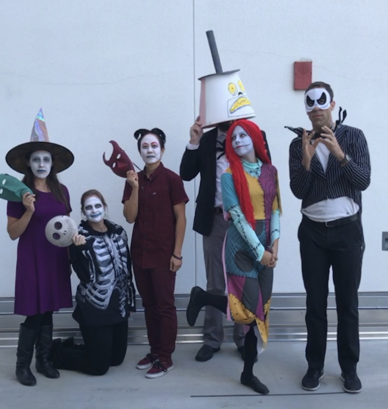 Team 9 Halloween