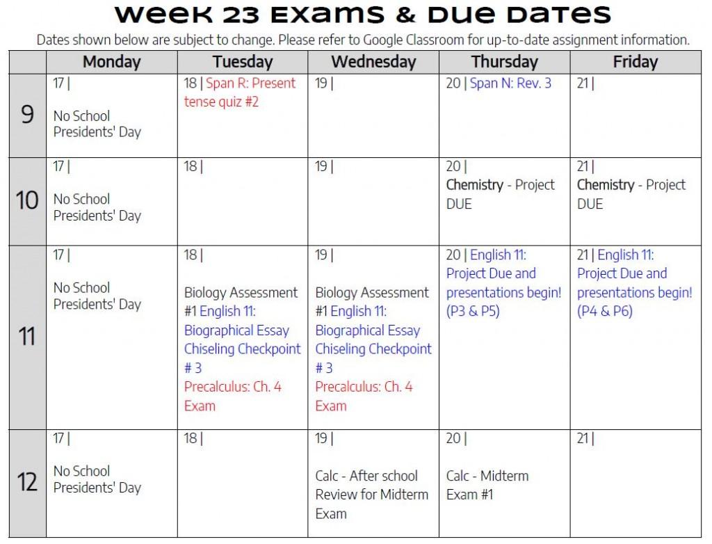 Week23DueDates