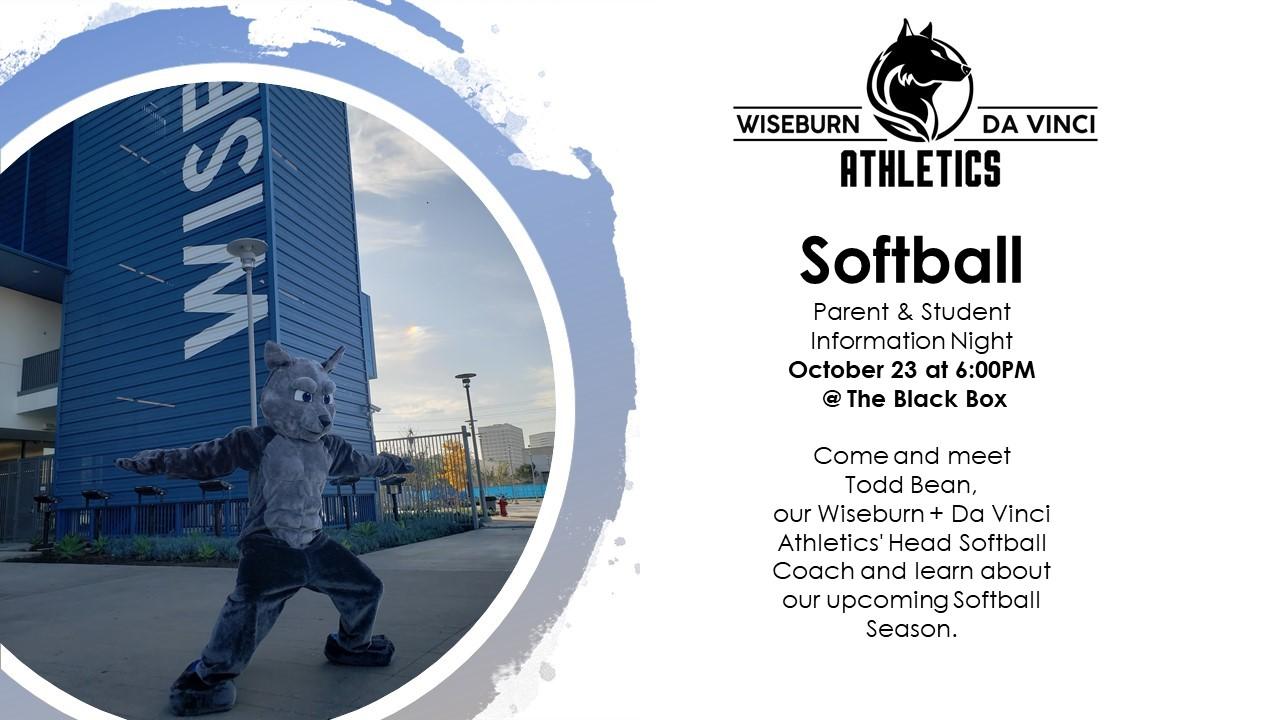 Weekly Update Post Template Softball