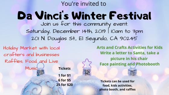 Winter Festival Horizontal